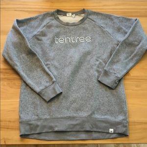 Tentree crew neck sweatshirt